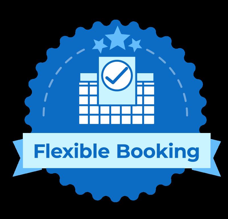 Flexible Booking