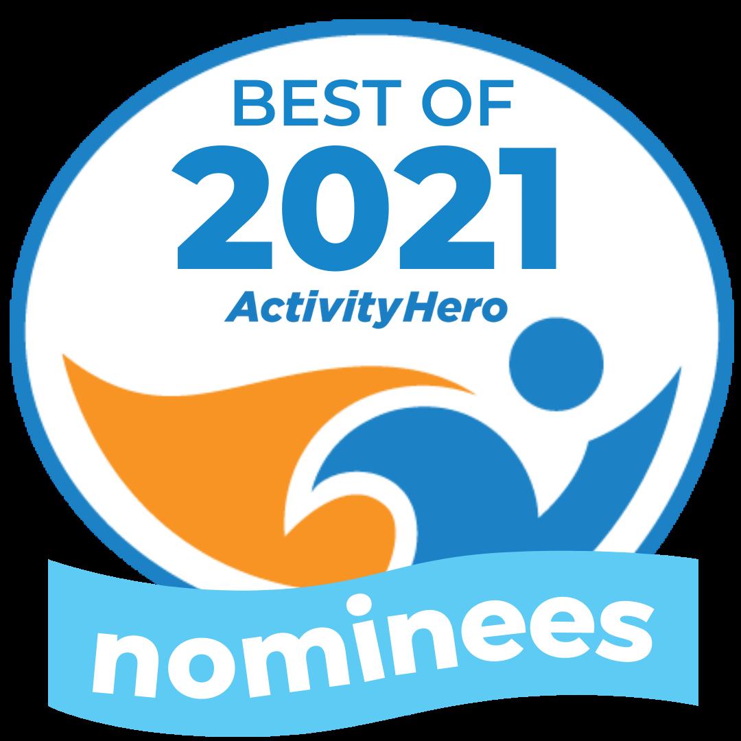 Best of 2021 Award Nominee