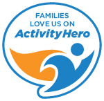 Families Love Us On Activity Hero